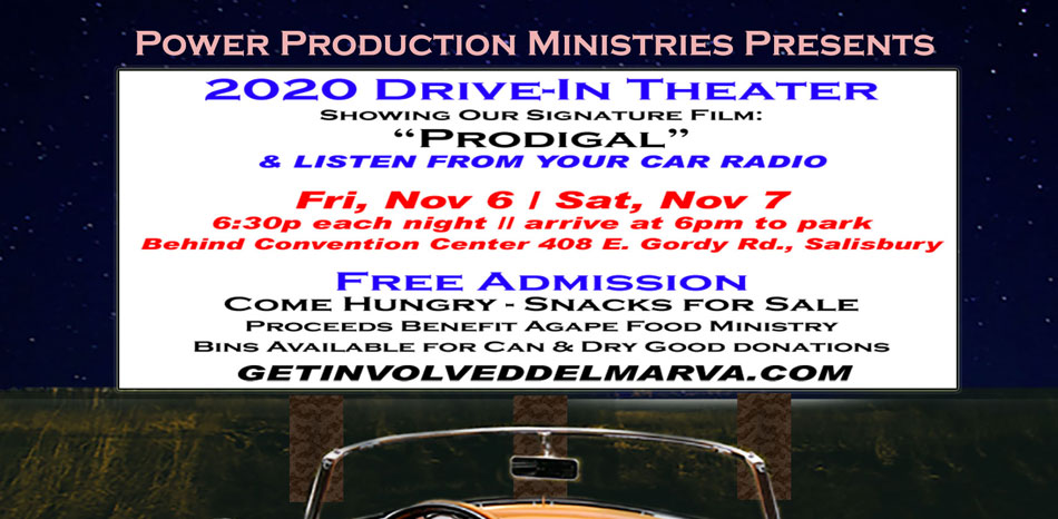 FREE Prodigal Drive-In Movie
