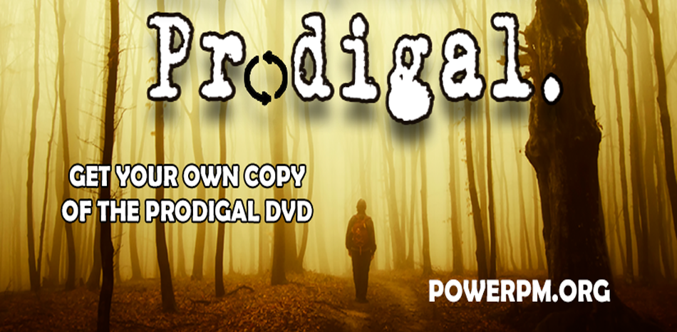 ORDER YOUR PRODIGAL DVD